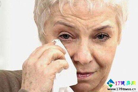 白叟常堕泪是怎样回事儿-追梦健身网