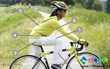 骑自行车减肥 你须要注意事项-追梦健身网