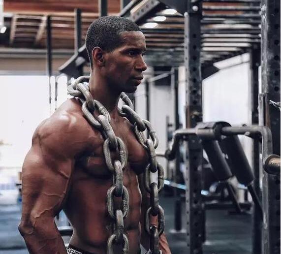 全球最顶级健身模特 他就是Max Philisaire