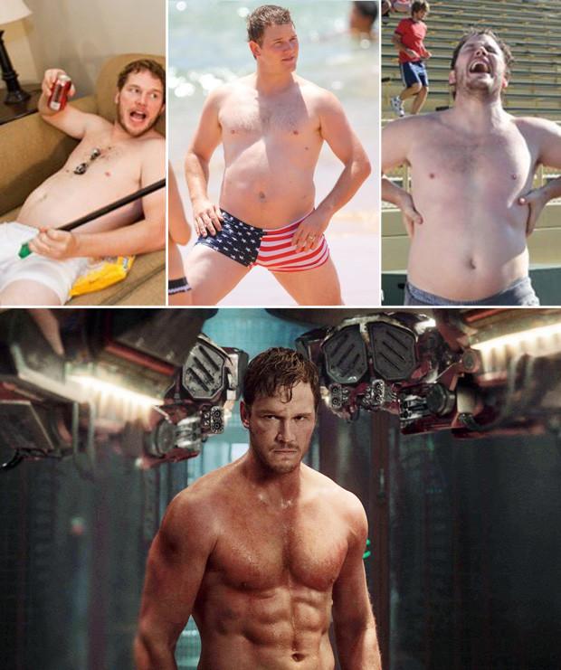 胖子都是潜力股,3个月从大胖子到肌肉男