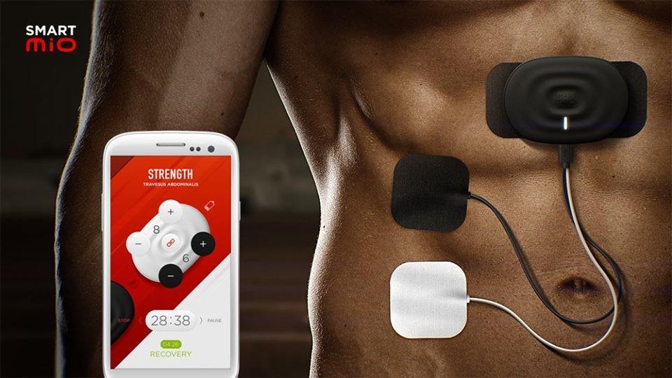 懒人健身神器SmartMio