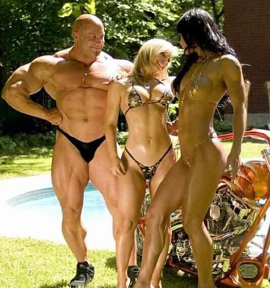 国际大赛健美冠军专用增肌粉大起底