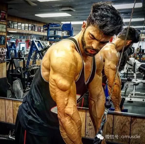 健身没有捷径,坚持才是硬道理!