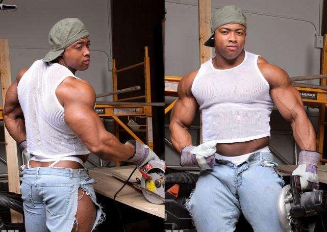 网络健身比较热议的话题之一:什么样的男士,才健身?